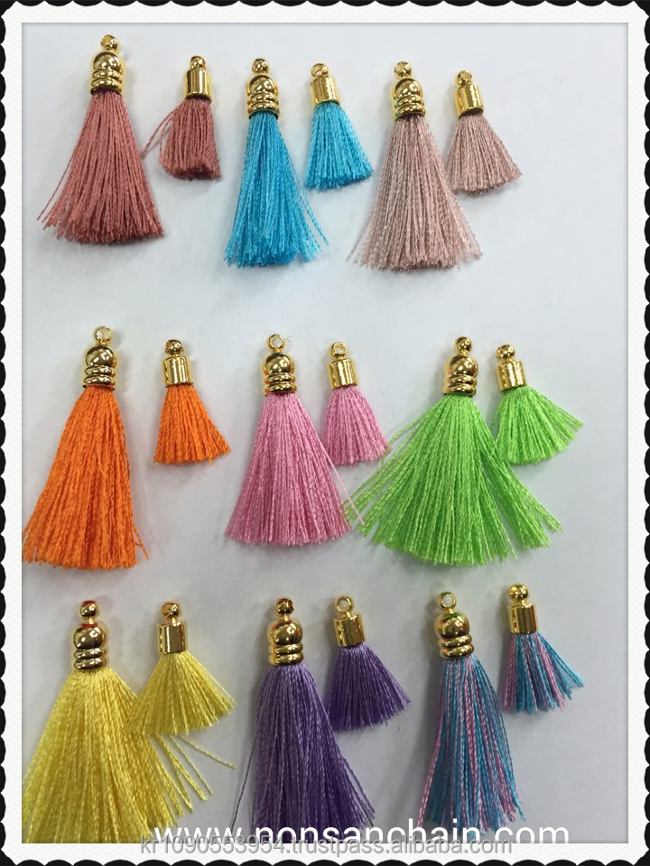 tassels for imitation jewelry