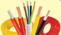 THIPHA CABLE - Building Wire - ROUND FLEXIBLE CABLE- COPPER CONDUCTOR- PVC INSULATION- PVC SHEATH Cu/PVC/PVC 2x6 mm2 - 300/500 V
