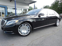EXPORT READY 2016 Mercedes-Benz S-Class Maybach S600 RWD Sedan