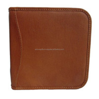 Faux Leather DVD carry cases