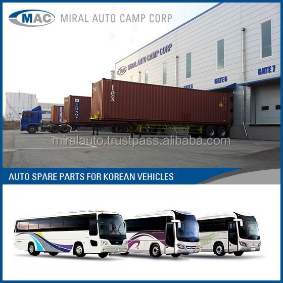 Spare parts for Daewoo Buses - Super Cruiser, Royal Cruistar, Cruising Star, etc