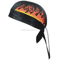 Leather Cruise Biker Caps, Chopper Biker Caps