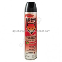 Red Foxx Aerosol Insecticides (Lemon) 300ml /insect killer, aerosol insecticide, spray pesticide