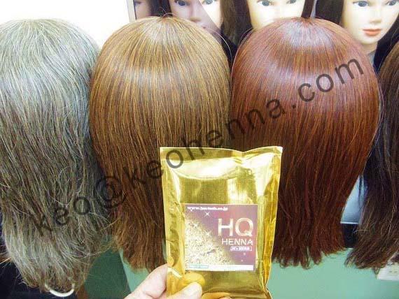 Профессиональная хна для волос