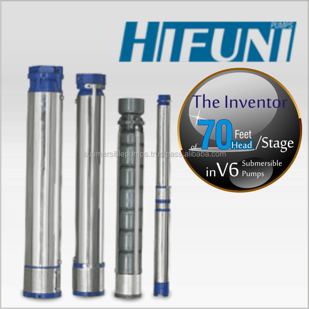 Stainless Steel Submersible Pump In 20HP 22HP and 25HP in india