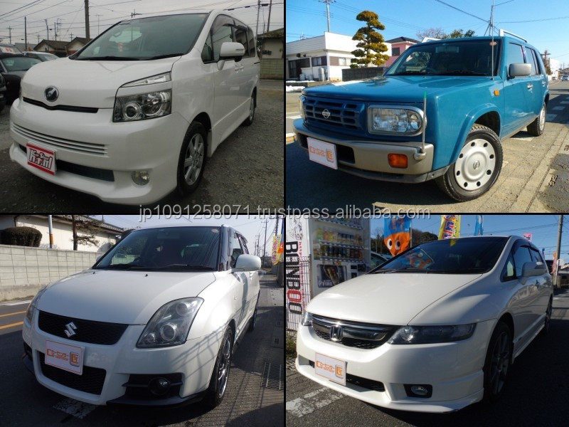Durable and High quality used car accidents for irrefrangible accept orders from one car