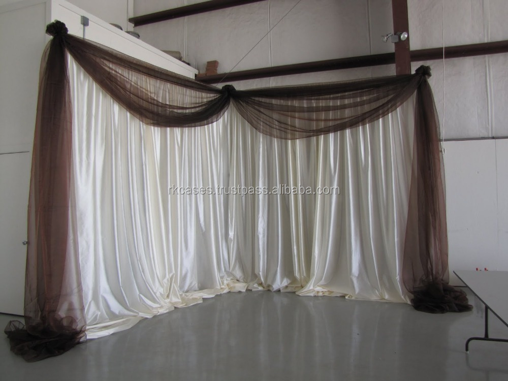 wholesale pipe and drape portable backdrop stand