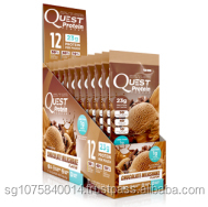 Quest Protein Powder Packet Box