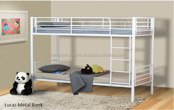 2016 LATEST DESIGN - LUCAS METAL BUNK