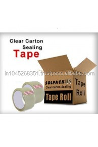 carton sealing tape with high quality low price