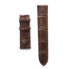 real crocodile leather high grade luxury watch strap