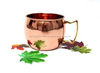 Moscow Mule Solid Copper Mugs