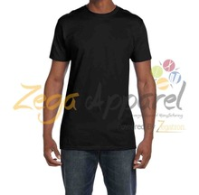 Zega Apparel Heavy Weight Slim Fit Men Triblend Printed T shirt of Top Quality