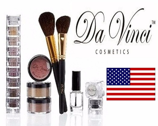 Exclusive Agent & Represent Da Vinci Cosmetics International with 300% to 700% Profit guarantee !