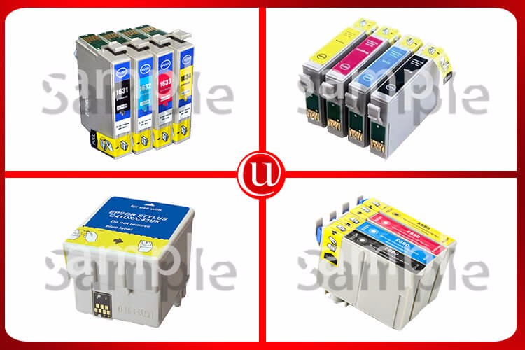 Inkjet Compatible Refill T0343 Ink Cartridge For Epson