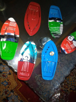 POP POP BOATS FROM INDIA
