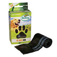 Dog Waste Bags on Roll, 45 Count by BioBag