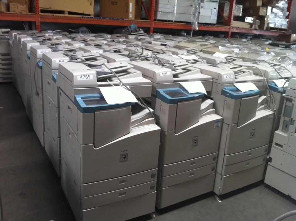 Used Copier Machines Wholesale