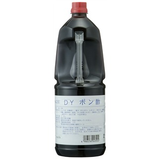 DY PONZU FOR BUSINESS BOTTLE: OEM FROM JAPAN
