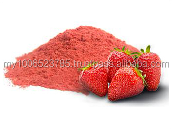 Strawberry Powder/Natural/Pure/Fresh fruit flavor/Ice blended/Bubble tea/old town/dried fruit powder/bakery/fruit juice powder