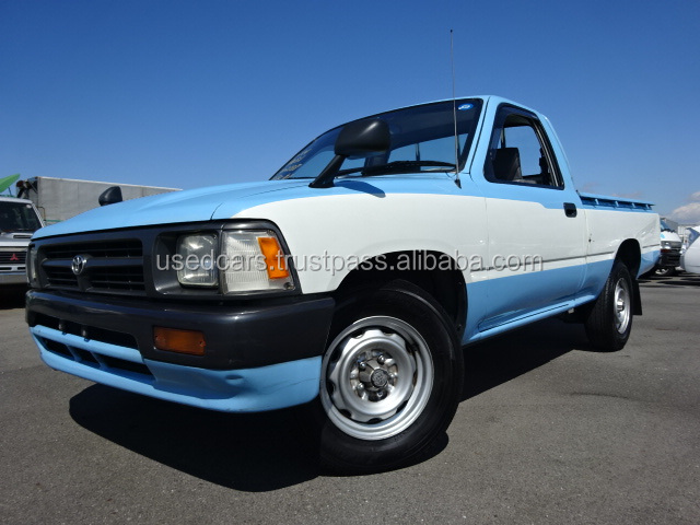 Durable and Reliable used cars japan toyota hilux for family use available