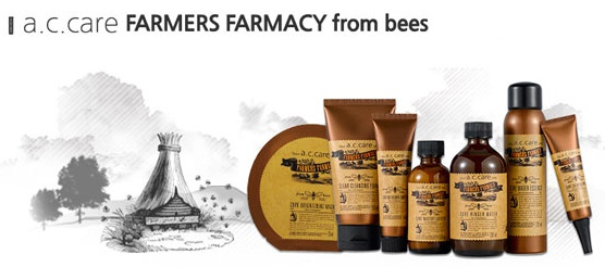 AC CARE FARMERS FARMACY PROM BEE'S