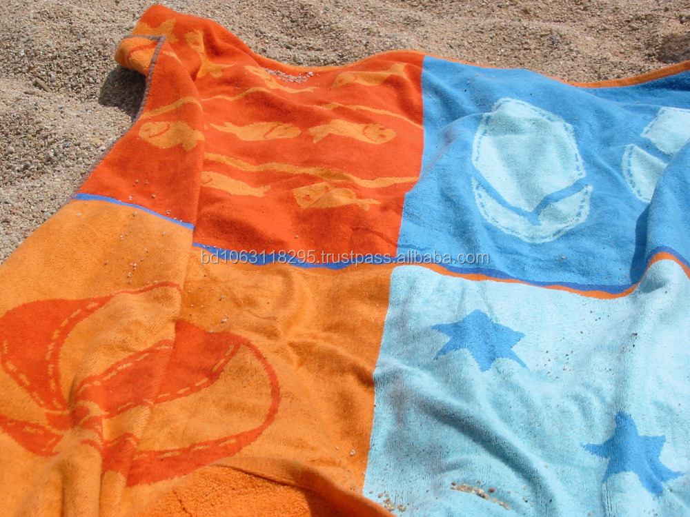 BEACH TOWELS OUTDOOR