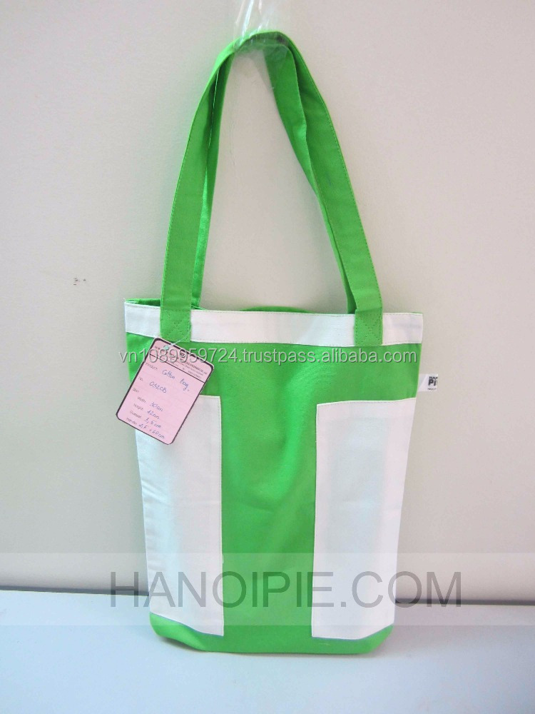 Custom all kinds of organic cotton canvas gift bags wholesale with drawstring