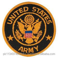wedding souvenirs/Gold Plated Custom Military Badges