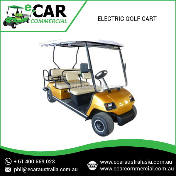 Cheap 6 Passenger Electric Sightseeing Car (LT-A4+2)
