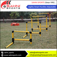 Adjustable Agility Hurdles at Lowest Market Price