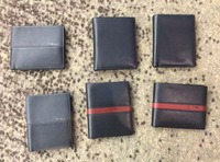 China Manufacturer Small MOQ Men's Wallet