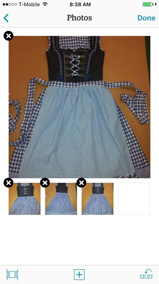 dirndls WOMEN Oktoberfest WOMWN German Traditional dress