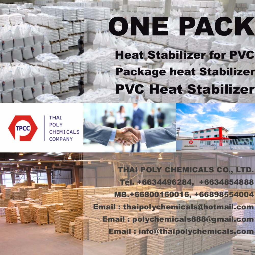 pvc heat stabilizer