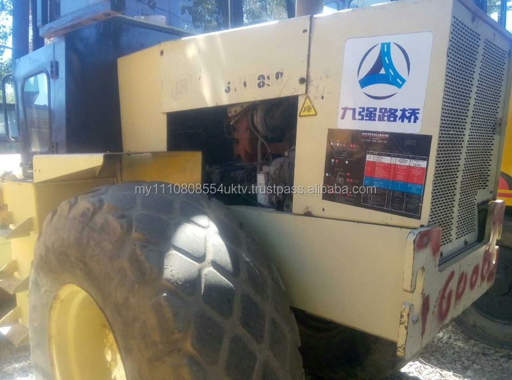 Road Roller, Ingersoll Rand Roller Compactor SD100,call 0086--15901613598