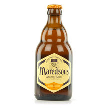 Maredsous 6 blond Abbey beer