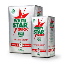 Lucky star south African maize flour/ maize meal