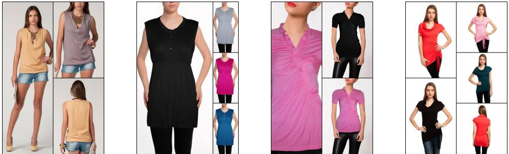 Fashionables Mujeres Barato Blusa Stock Productos