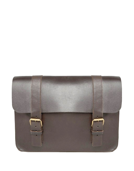 Genuine leather messenger bag 2018