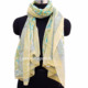 New Pretty Long Soft Women Fashion Cotton Scarfs Hand Block Printed Beach Pario