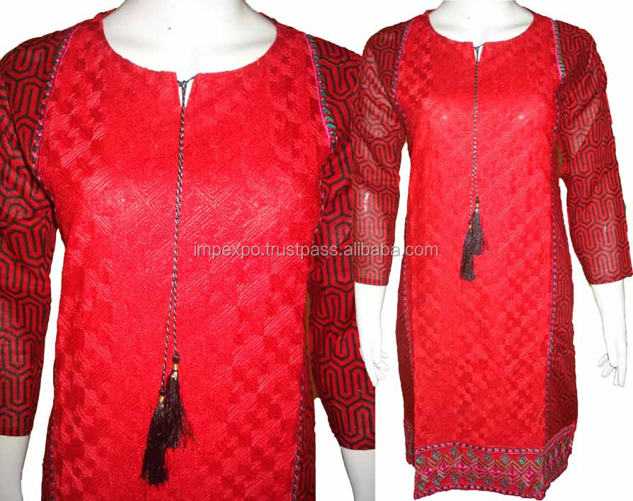 New Designs Wholesale woolen kurtis