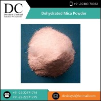 Pure Golden Dehydrated Mica Powder from Top Ranked Manufacturer