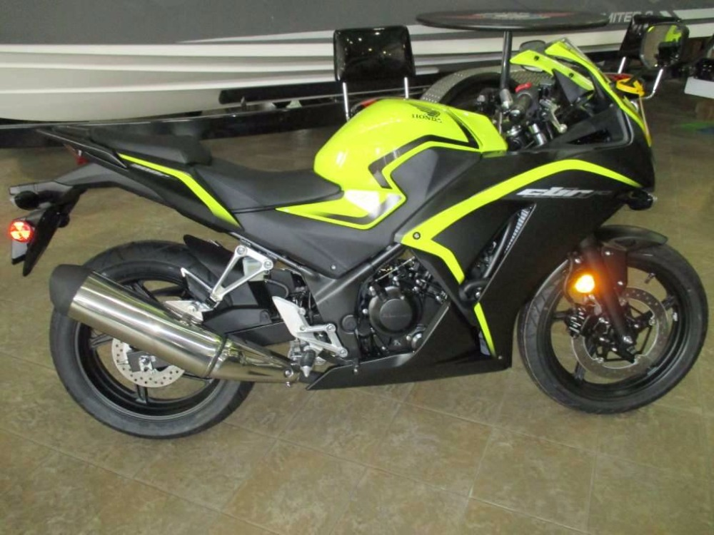 2014 Honda CBR 300R ( All years available)