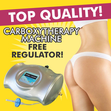 Portable CarboxyTherapy - Wrinkle, Body Fat & Cellulite Removal!