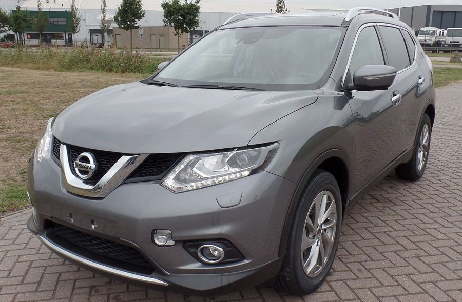 Nissan X-Trail Europe