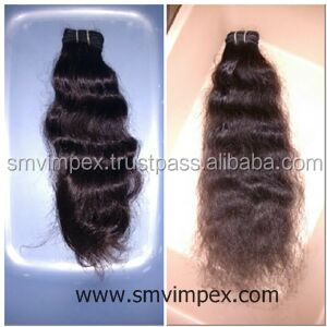 2017 best selling products raw indian hair directly from indian,water wave hair extension from india