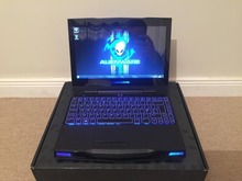 Original Sales For New DELL Alienware ALW18-3006sLV Gaming Laptop Intel Core i7-4710MQ 2.5GHz 18.4""