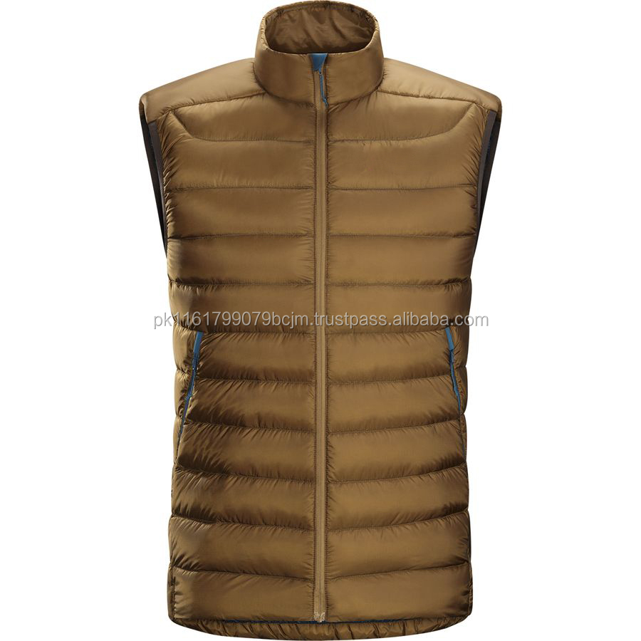 100 % Polyester Casual Design Down Jackets OEM Supply