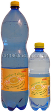 NATURAL FLAVORED MINERAL WATER CARBONATED