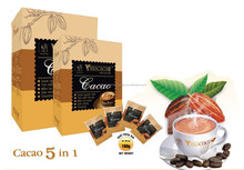 5 in 1 Instant Chocolate Drink Mix